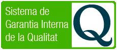 Sistema de Garantía Interna de la Calidad (SGIC), (abre en ventana nueva)